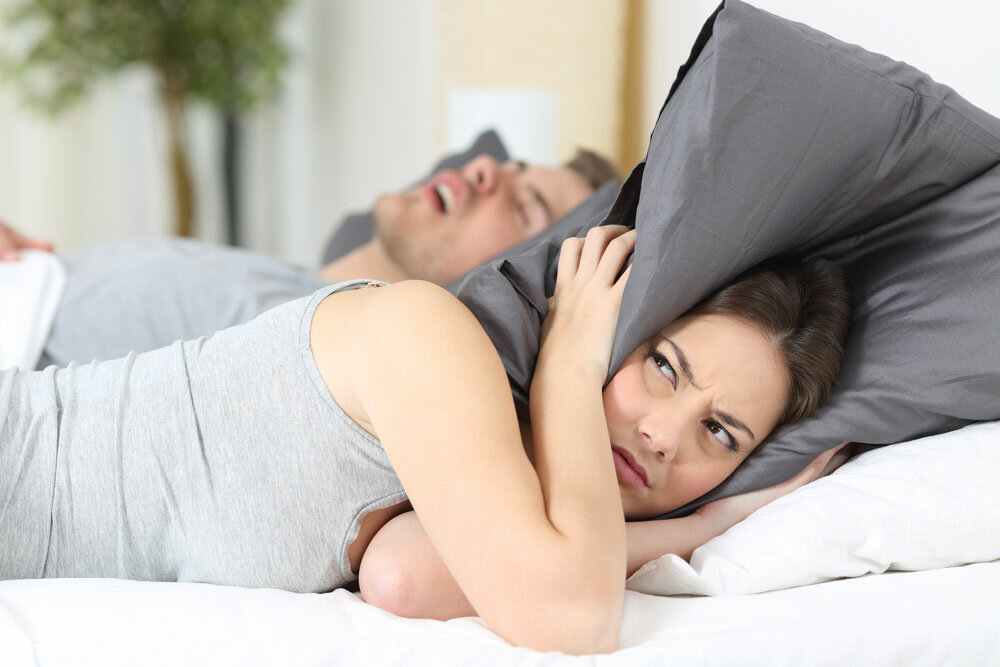 How do you get rid of your snoring?